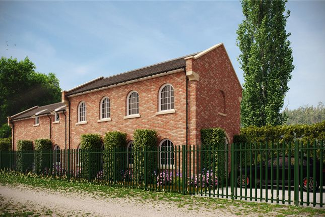 Thumbnail Terraced house for sale in The Old Coal Yard, Station Approach, Marlow, Buckinghamshire