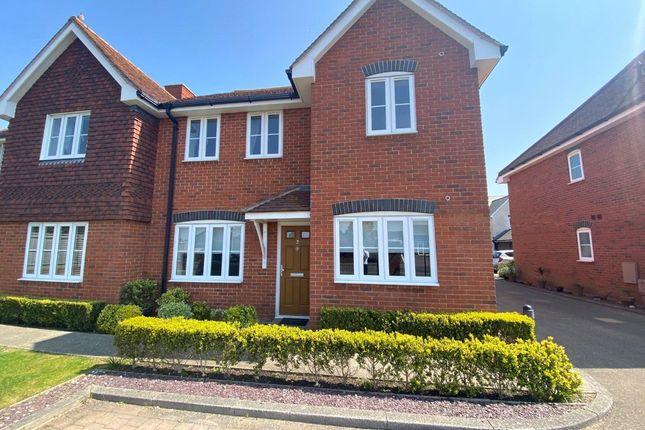 Thumbnail Flat to rent in Amberley Court, Stubbington Lane, Stubbington