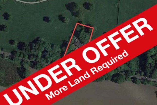 Thumbnail Land for sale in Liverpool Road West, Church Lawton, Cheshire