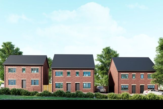 Thumbnail Semi-detached house for sale in Caxton Grove, Stoke-On-Trent