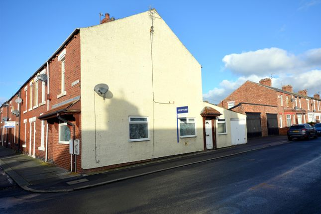 Thumbnail Terraced house to rent in Arthur Terrace, Bishop Auckland