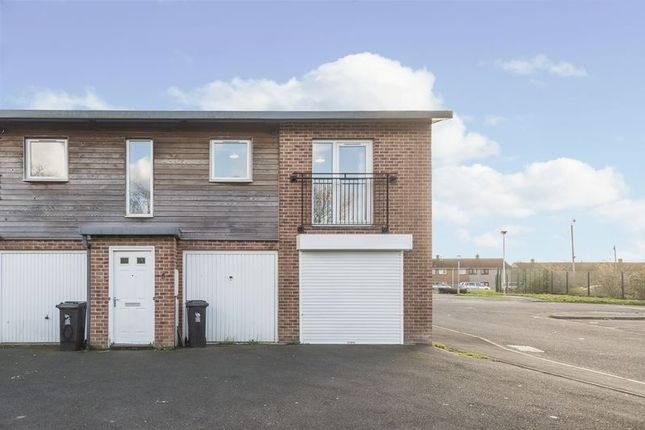 Thumbnail Semi-detached house for sale in Ladyhill Court, Newport