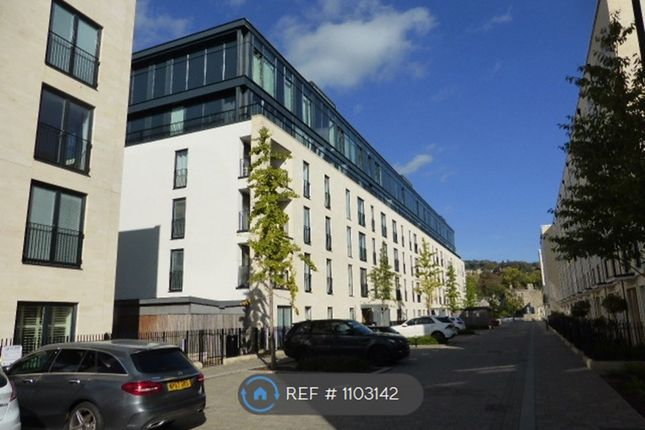 1 bed flat to rent in Percy Terrace, Bath BA2