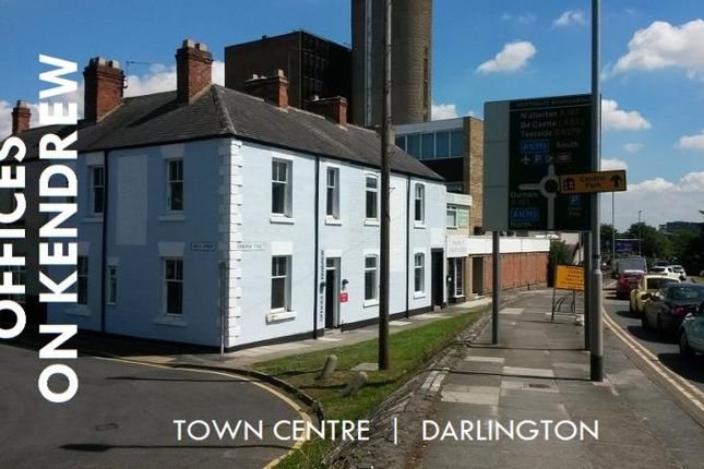 Office to let in Kendrew Street, Darlington