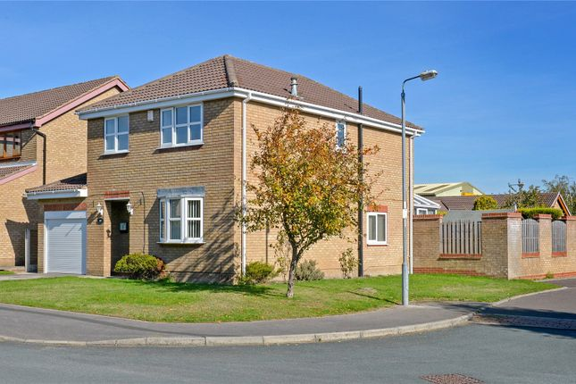 Thumbnail Detached house for sale in Lloyds Drive, Low Moor, Bradford, West Yorkshire
