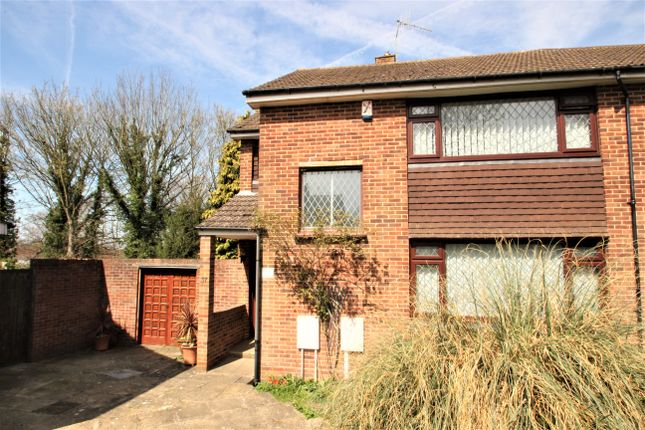 Thumbnail Semi-detached house for sale in Shirley Gardens, Rusthall Tunbridge Wells
