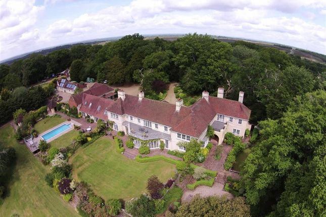 Thumbnail Detached house for sale in Castle Hill Lane, Burley, Hampshire