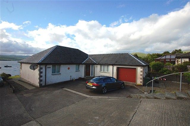 Thumbnail Bungalow for sale in Scotholm Baycrofts, Cairndow