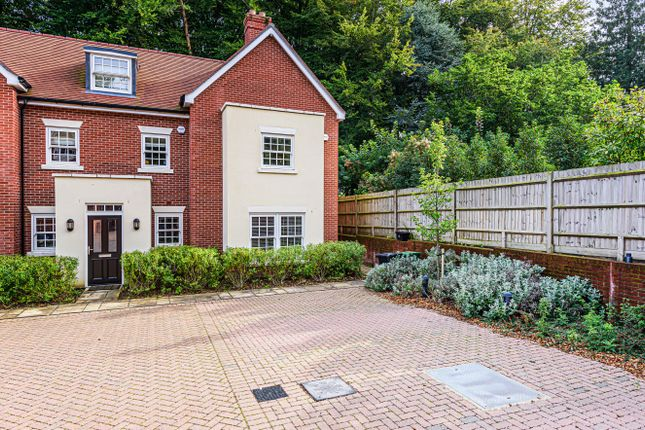 Thumbnail End terrace house for sale in Chilbolton Avenue, Winchester, Hampshire