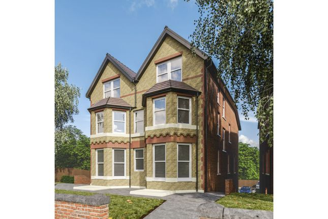 Thumbnail Flat for sale in 14 Sandringham Drive, Liverpool