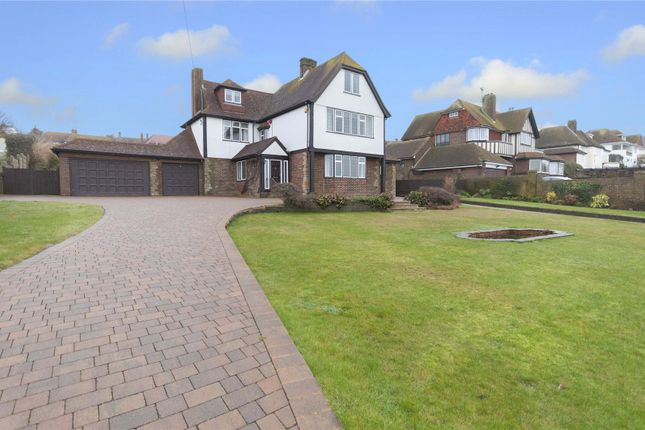 Thumbnail Detached house for sale in Roedean Way, Brighton, East Sussex