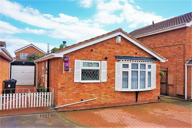 Thumbnail Detached bungalow for sale in Brookside Close, New Oscott, Erdington, Birmingham