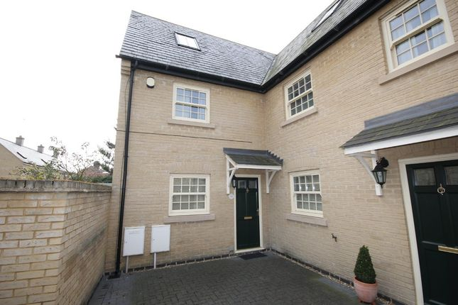 Thumbnail Semi-detached house to rent in West Street, St. Ives, Huntingdon