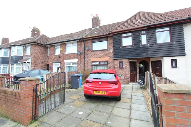 Thumbnail Town house for sale in Lincombe Road, Huyton, Liverpool