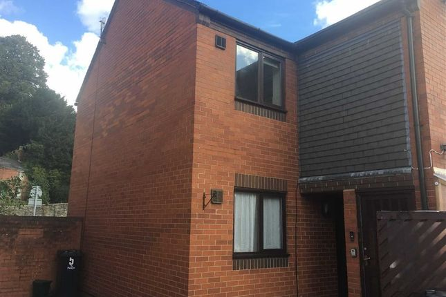 Thumbnail Flat to rent in 5, Puzzle Square, Welshpool, Powys