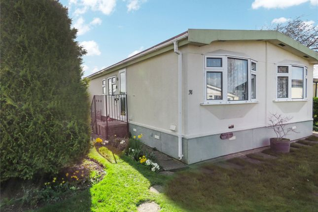Mobile/park home for sale in Pine Grove Park, Swavesey, Cambridge, Cambridgeshire