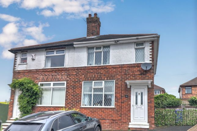 2 bed semi-detached house for sale in Lombardy Grove, Meir, Stoke-On-Trent ST3