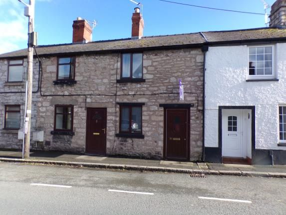 Thumbnail Terraced house for sale in Mwrog Street, Ruthin, Denbighshire
