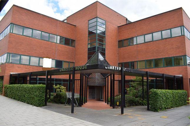 Thumbnail Flat to rent in Charter House, 426 Avebury Boulevard, Milton Keynes, Buckinghamshire