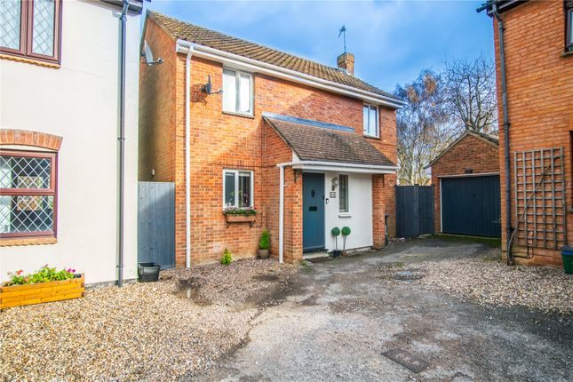 Thumbnail Detached house for sale in The Ridings, Thorley, Bishop's Stortford