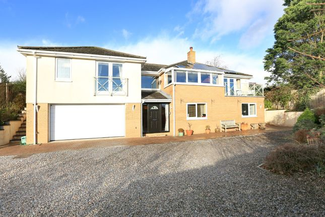 Thumbnail Detached house for sale in Green Park Road, Plymstock, Plymouth