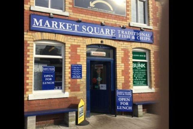 Thumbnail Retail premises to let in Market Square, Llanrhaeadr Ym Mochnant, Oswestry