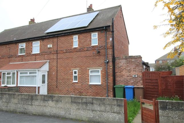 Thumbnail Semi-detached house for sale in Seathorne, Withernsea, East Riding Of Yorkshire