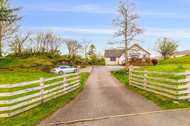 Thumbnail Detached house for sale in Dunraineach, Connel, Argyll, 1Pj, Connel