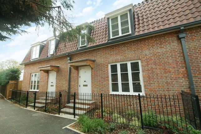Thumbnail Terraced house to rent in Maltings Way, Beaconsfield