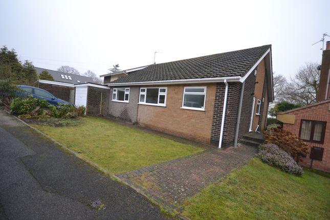 Thumbnail Detached bungalow to rent in Chapel Lane, Ravenshead, Nottingham