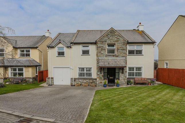 Thumbnail Detached house for sale in Truggan Close, Port Erin, Isle Of Man