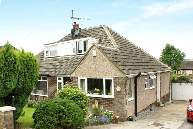 3 bed semi-detached bungalow for sale in Manor House Road, Wilsden, West Yorkshire