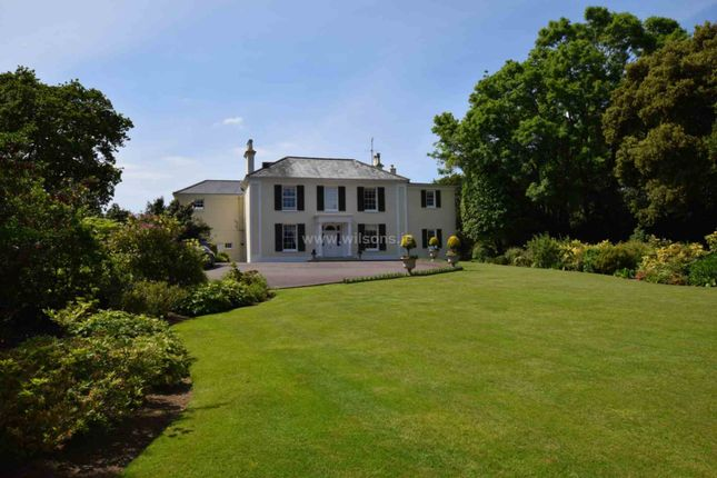 Thumbnail Detached house for sale in Le Clos Du Vivier, La Grande Route De Rozel, St. Martin, Jersey