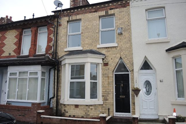 Thumbnail Terraced house to rent in Gwladys Street, Everton, Liverpool