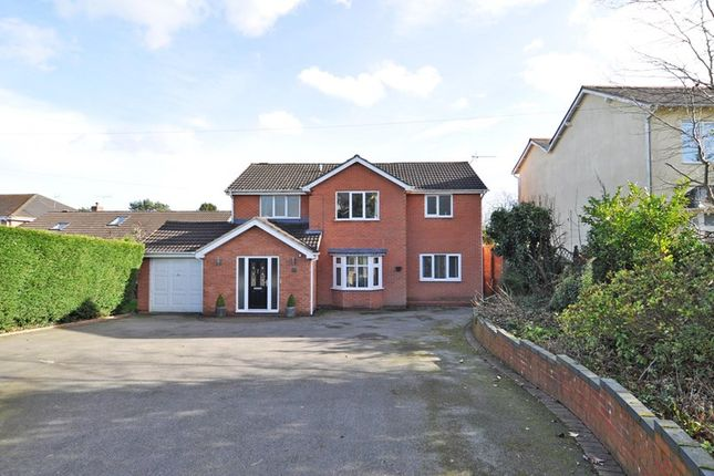 Thumbnail Detached house to rent in Linthurst Newtown, Blackwell, Bromsgrove