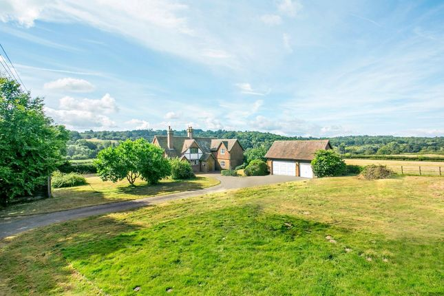 Thumbnail Detached house for sale in The Warren, Fordcombe Road, Penshurst