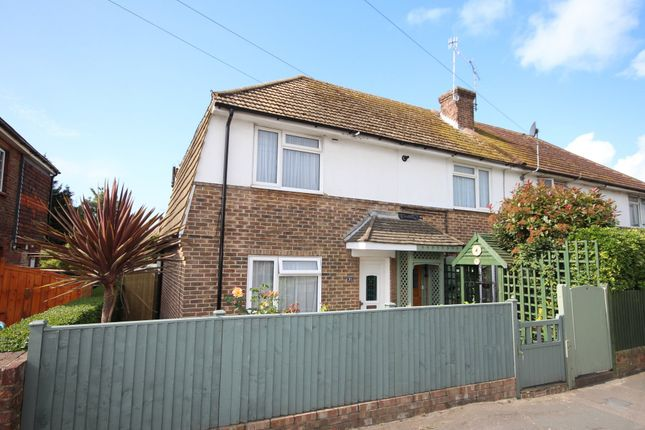 2 bed end terrace house to rent in Worthing Road, Rustington BN16
