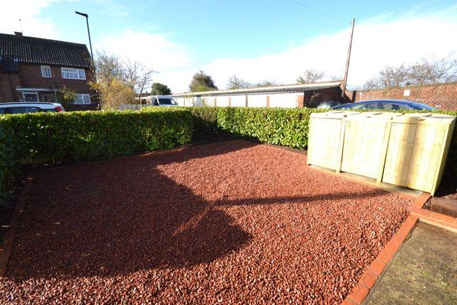 Front Garden of Munnings Gardens, Isleworth TW7