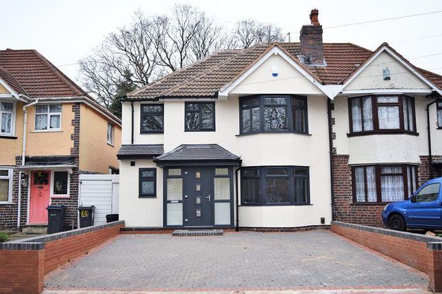 Semi-detached house in  Olton Boulevard East  Acocks Green  Birmingham  Birmingham
