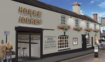 Thumbnail Pub/bar to let in Horse & Jockey, Market Street, Penkridge, Stafford, Staffordshire