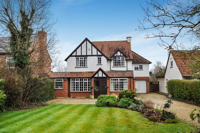 Thumbnail Detached house for sale in Oxford Road, Abingdon