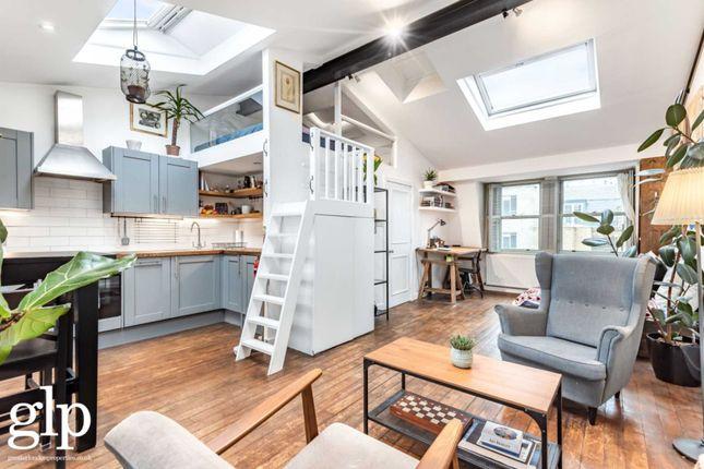 Studio for sale in D`Arblay Street, Soho W1F