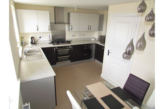 Thumbnail End terrace house for sale in Unity Park, Plymouth