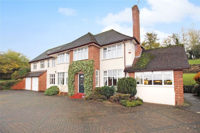 Thumbnail Detached house for sale in Beccles Road, Bungay, Suffolk
