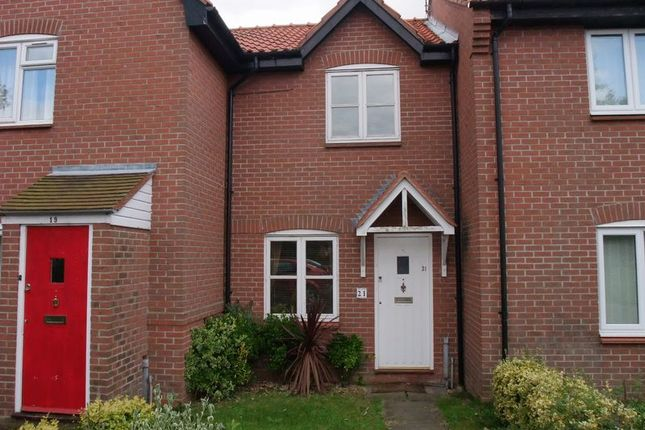Thumbnail Terraced house to rent in Mardling Run, Acle, Norwich