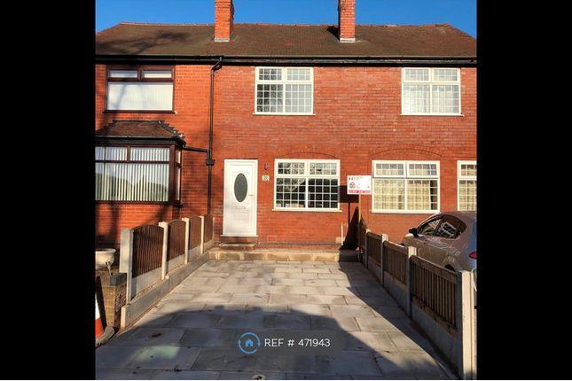 Thumbnail Terraced house to rent in School Lane, Rixton, Warrington