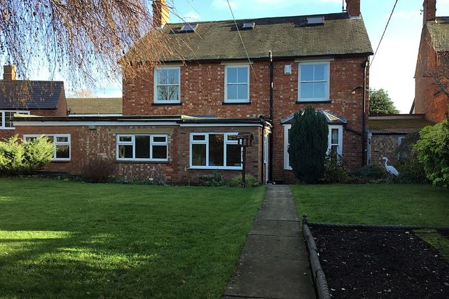 Thumbnail Detached house for sale in Church Street, Weedon, Northampton, Northamptonshire