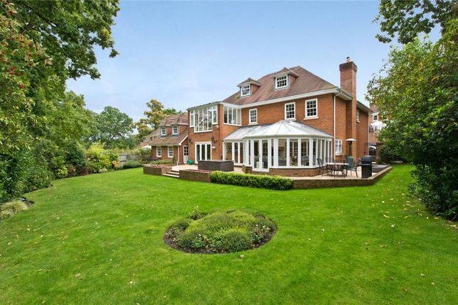 Thumbnail Detached house for sale in The Leigh, Coombe Hill Road, Kingston Upon Thames