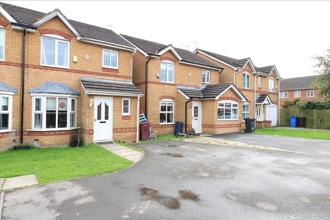 Thumbnail Semi-detached house for sale in Harron Close, Kirkby, Liverpool