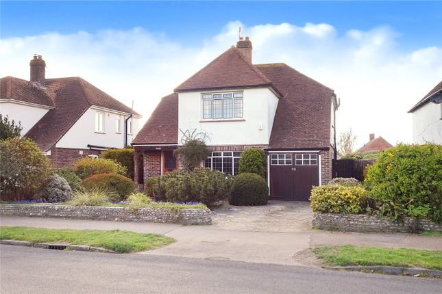 Thumbnail Detached house for sale in Sea Road, East Preston, West Sussex
